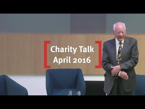 Cass Business School: Charity Talk April 2016