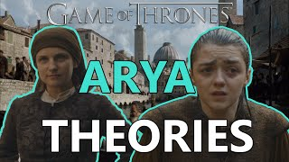 Game of Thrones Season  6 Episode 8 Arya Theories / Predictions
