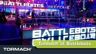 Behind the Scenes at Battlebots 2018