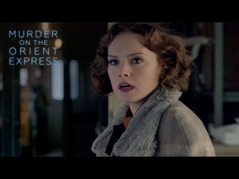 "Murder on the Orient Express | ""Keep Guessing"" Review TV Commercial 