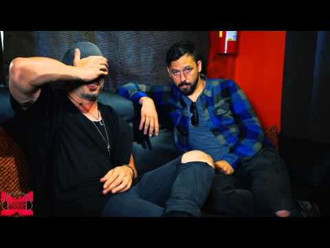 Dillinger Escape Plan on 'Miss Machine' Live & Pre-Show Rituals
