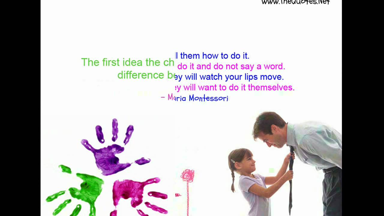 montessori language quotes