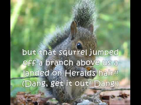 Goode Squirrel Cletus T Judd