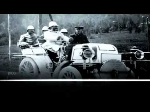 "Mercedes-Benz History ""Forever Young"""