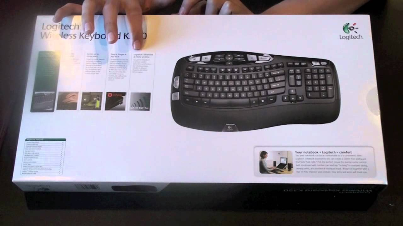 how to connect logitech wireless keyboard k350