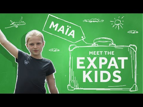 Life of an Expat Kid: Maia | HSBC Now