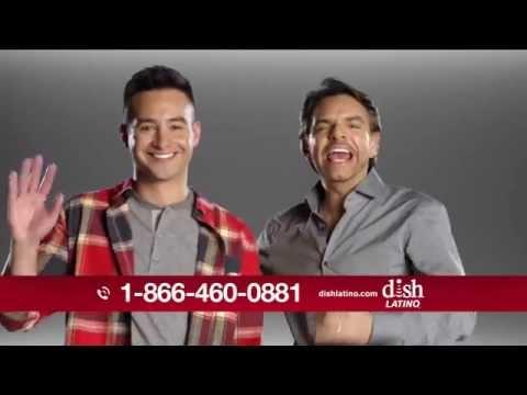 Campaña Dish Latino para mercado hispano en USA