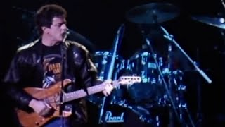 Lou Reed - The Original Wrapper - 7/16/1986 - Ritz (Official)