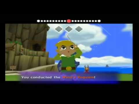All Wind Waker Songs ~ Zelda: The Wind Waker