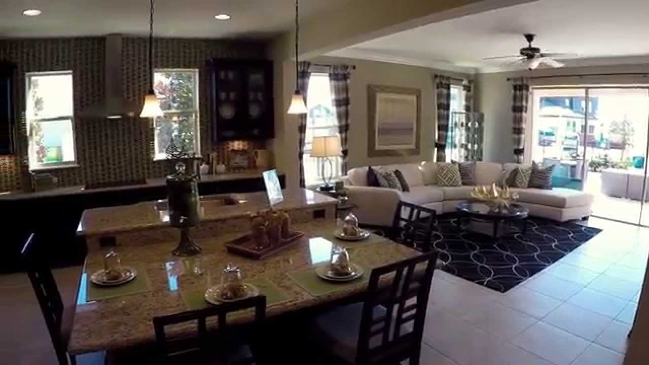Windermere Trails Beazer Homes Rainer Model Walkthrough YouTube