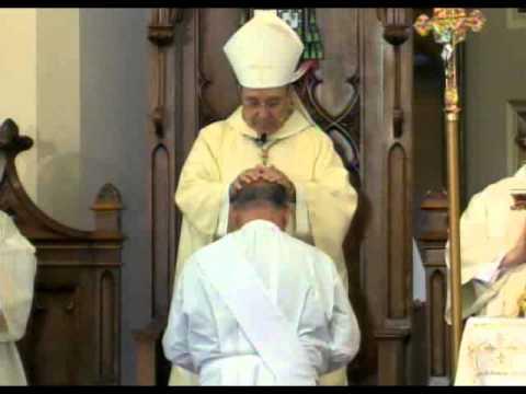 The Ordination of Father Bert Mello