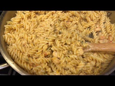 Creamy Crawfish Monica Pasta