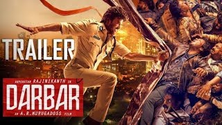 Darbar Official Trailer: Superstar Rajinikanth | A.R. Murugadoss Movie | Darbar Trailer Review