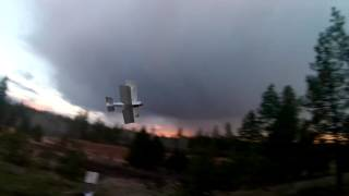 Flite Test SE5a Maiden and Review