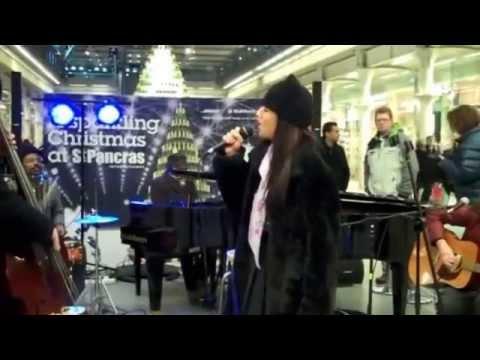 Gabriella Cilmi Warm this Winter Christmas Remix
