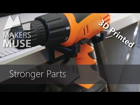 3D Print Stronger Parts! 3D Printing 101