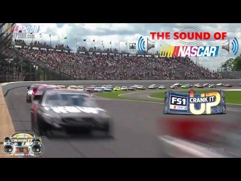 The Sound Of NASCAR 🔈