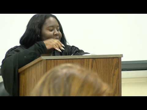 Darlington County Institute of Technology Mock Trial 2017