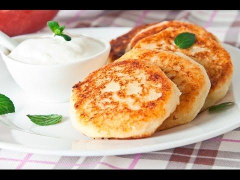 Сырники с изюмом - рецепт с фото