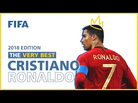 Cristiano's hat-trick v Spain | Russia 2018 | The Very Best