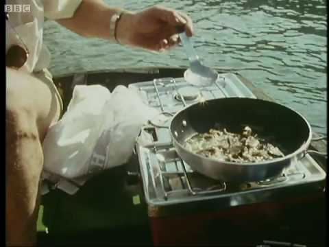 Goose and walnut salad  Floyd on France  BBC