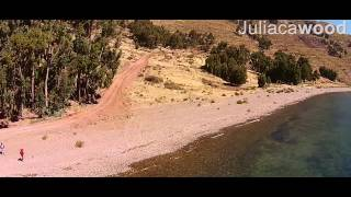 Lago Titicaca - Pusi