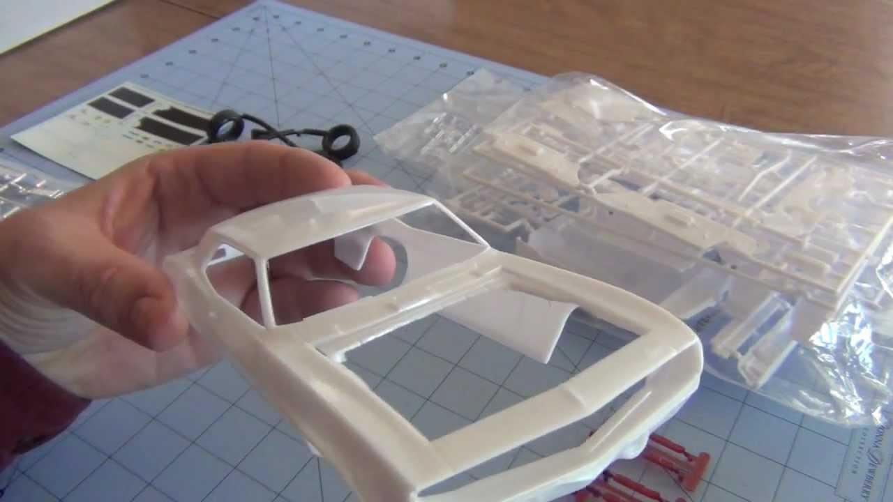 Kit Review Revell 69 Camaro Youtube