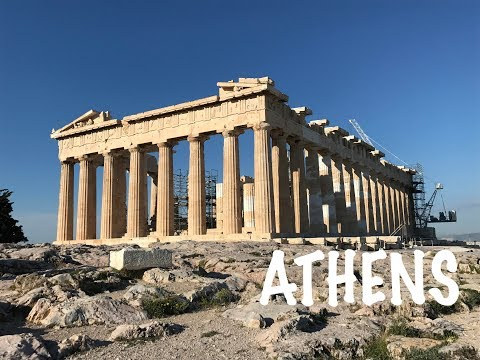 Athens Travel Video | 2017