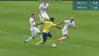FK Ventspils - Luftëtari Gjirokaster 5-0 All Goals&Highlights