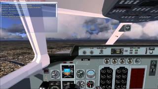 Lets Play Flight Simulator X - Teil #003 Nürnberg - Palma De Mallorca (Deutsch/German)