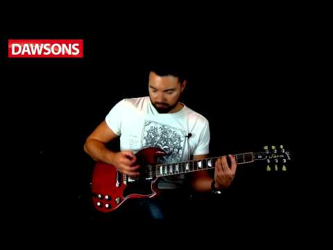Gibson SG Standard 2015 Electric Guitar Review