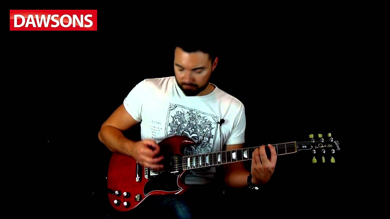 Gibson sg standard 2015 electric guitar review youtube asfbconference2016 Image collections
