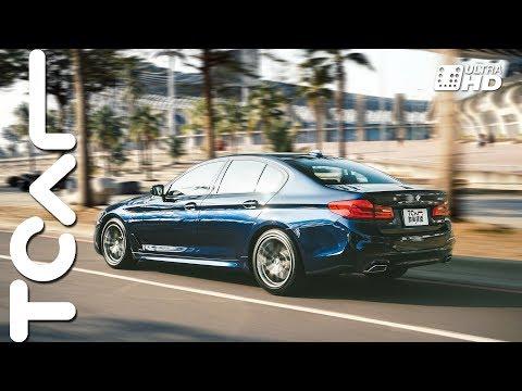 [4K] 貼地飛行 BMW 530i M Sport 新車試駕 - TCAR