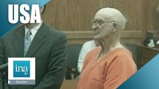 Un responsable du Ku Klux Klan arrêté 40 ans après | Archive INA