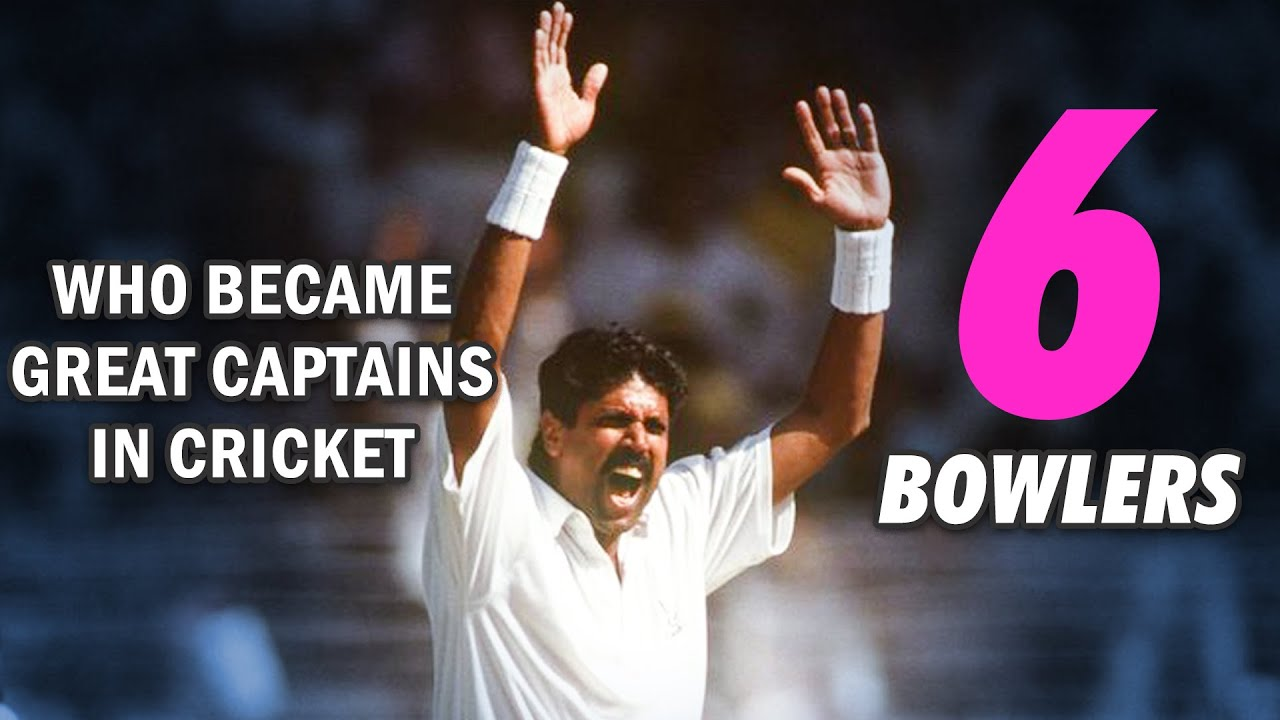 6 Bowlers who became great Captains in Cricket | Simbly Chumma