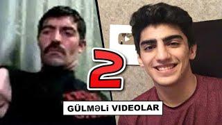 GÜLMƏLI VIDEOLAR IZLEDIM 2 - CIRILDIM