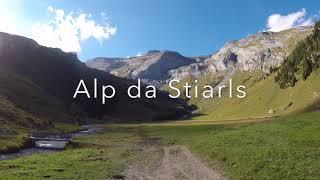 08.09.2018 Brigels to Alp da Stiarls & back
