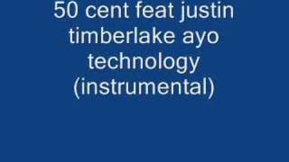 50 cent-Ayo Technology (instrumental)