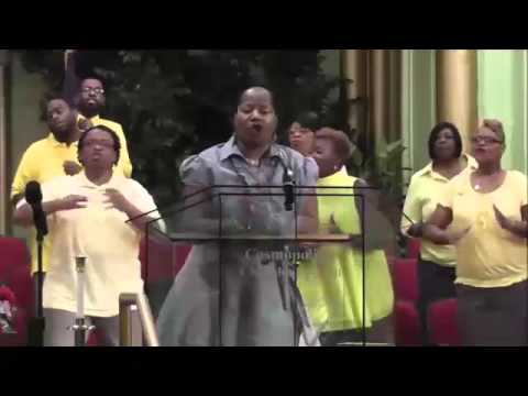God Will Take Care Of You - Dianne Williams & Cosmopolitan Church of Prayer