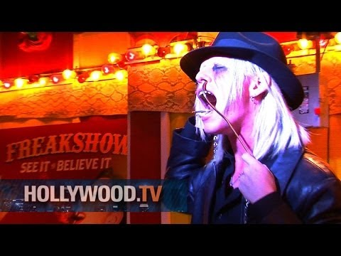 Meet the cast of AMC's Freakshow - Hollywood.TV