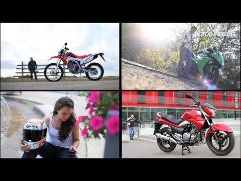 motos debutants