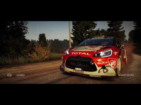 WRC 6 - First Trailer - (1080p)