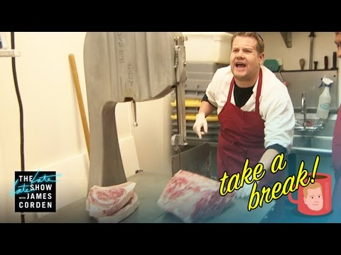 Thumbnail: Take a Break: Kosher Butcher