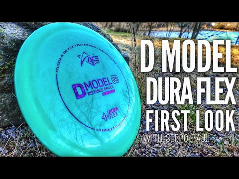 First Look: ACE Line D Model OS, S, and US in DuraFlex Plastic with Seppo Paju l Review