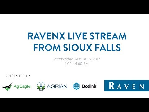 RavenX Live Stream from Sioux Falls