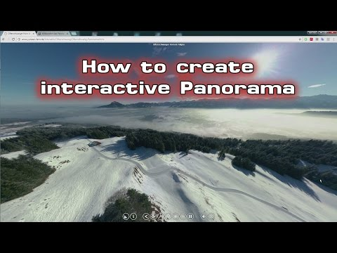 Tutorial | interaktives Panorama erstellen | PanoramaStudio3 | Bilder von CGO3+