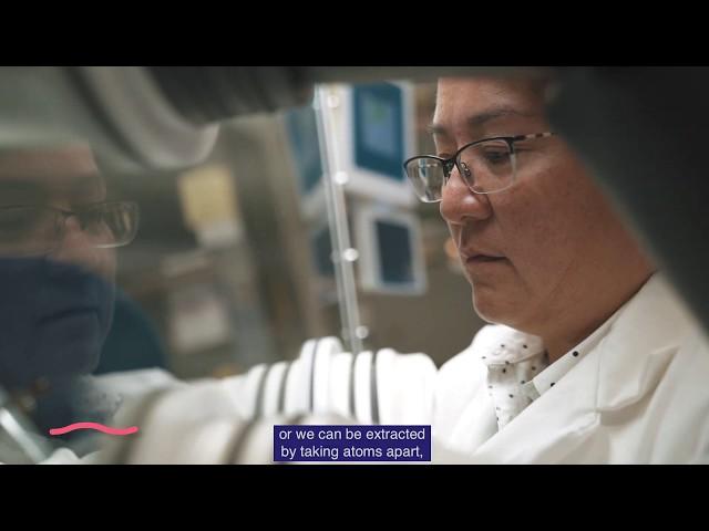 Rosaura Ham-Su - Nuclear Fuel Scientist