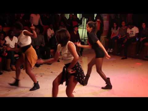African Cultural Talent Show Ottawa U 2013 - Danse (Demarco - No dirt / P square - Alingo)