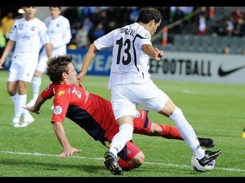 Adelaide United vs Bunyodkor: AFC Champions League 2012 Quarter Finals 1st Leg