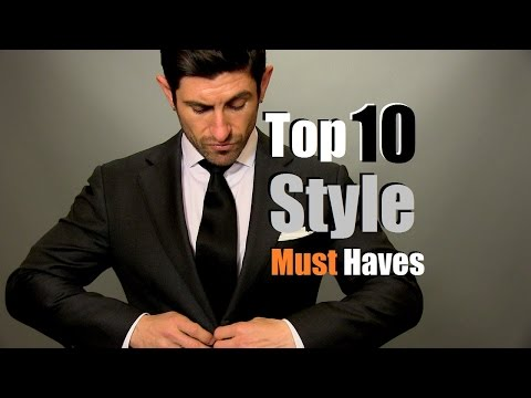 top-10-men's-style-must-haves-|-men's-style-staples